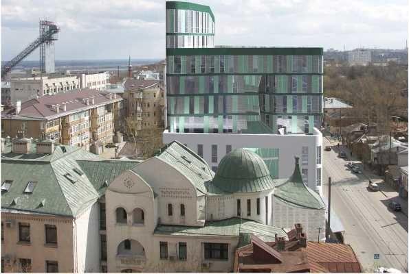 """В историческом центре Нижнего Новгорода откроется новый бизнес-центр класса """"А+"""""""