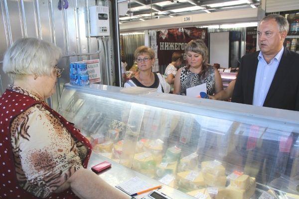 Нижегородские ритейлеры договорились мониторить цены и реакцию покупателей