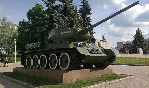 Нижегородский депутат подарит городу принадлежащий ему танк