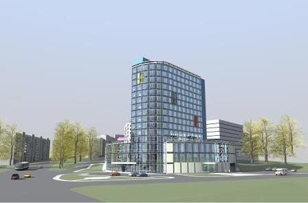 К Мундиалю в Нижнем Новгороде появится гостиница «Хилтон»
