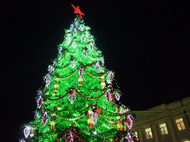 В марте в Нижнем Новгороде назвали победителей конкурса на лучшее новогоднее оформление