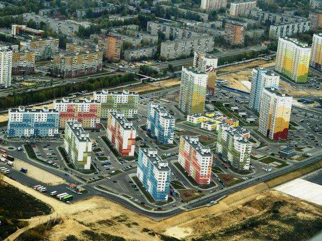 Строительство каких объектов включено в бюджет Нижнего Новгорода на 2017 год?