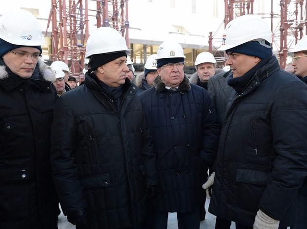 Как Виталий Мутко проверял готовность Нижнего Новгорода к ЧМ-2018