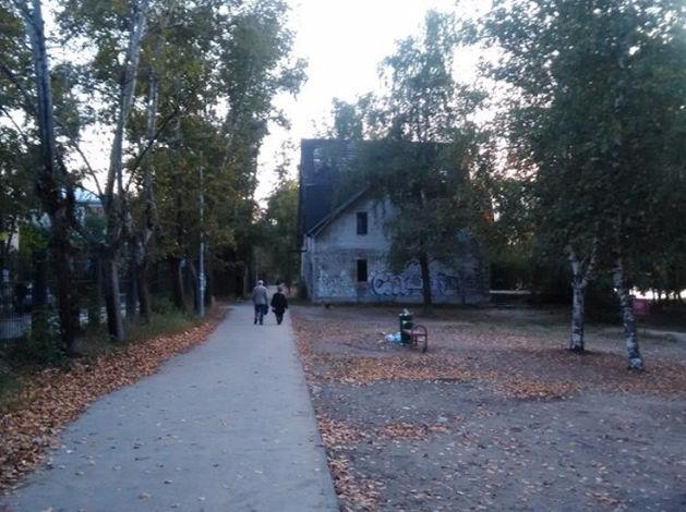 Нижегородцы выступили против строительства бассейна с кафе в Светлоярском парке