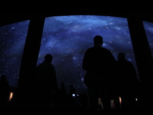 На Нижегородской ярмарке появится купольный кинотеатр