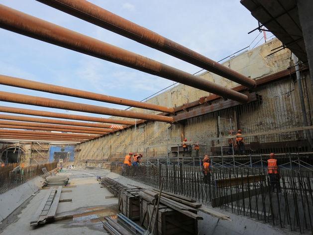 Строительство новых станций метро Нижнего Новгорода запланировали на 2020-е годы