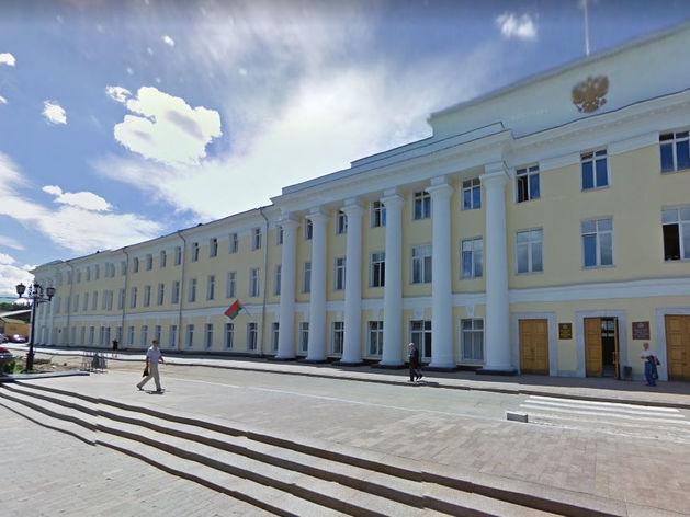 Здание Законодательного собрания Нижегородской области