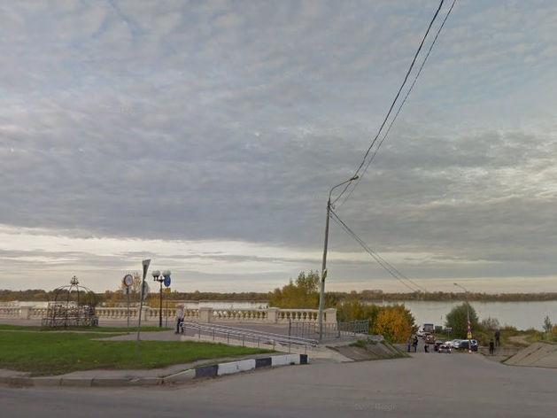На Нижне-Волжской набережной в Нижнем Новгороде планируется ещё одно кафе