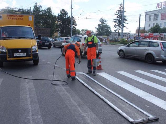 Суд заставил нижегородскую мэрию ремонтировать дорогу в Советском районе