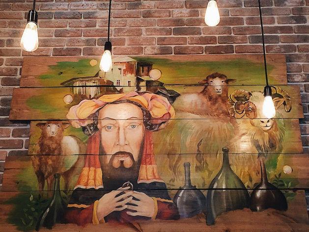 Кафе известной сети грузинской кухни открылось в заречной части Нижнего Новгорода