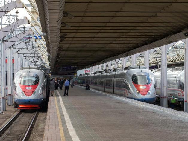 Поезда «Сапсан» будут курсировать между Санкт-Петербургом и Нижним Новгородом