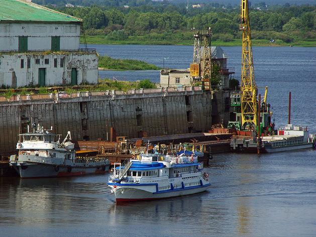Нижегородский порт