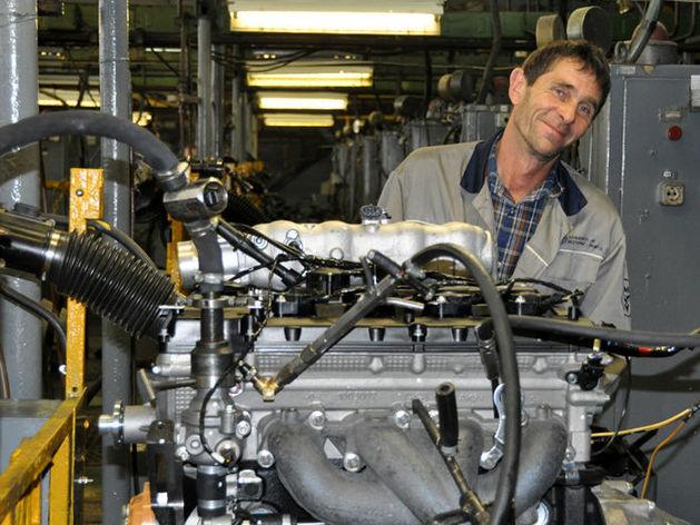 Новый человек возглавил Заволжский моторный завод в Нижегородской области