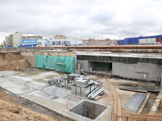 Нижегородская мэрия сообщила о срыве сроков строительства метро