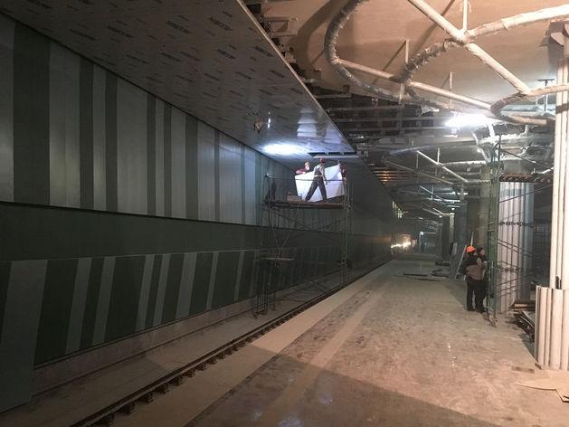 На достройку нижегородского метро выделят более 0,6 млрд руб.