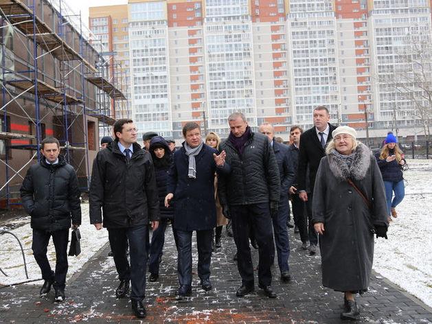 Нижегородский губернатор предложил дополнить законодательство о дольщиках