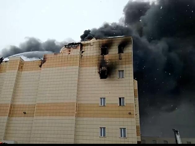 Нижегородские ТРЦ массово проверят после трагедии в Кемерово