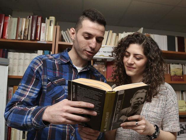 В Нижнем Новгороде «Песнь о Буревестнике» прочитали сразу на трех языках