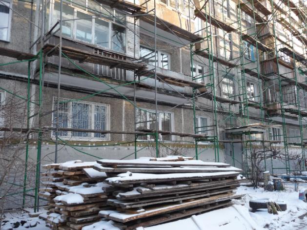 1155 против 552. Нижегородский фонд капитального строительства озвучил планы на 2018 г.
