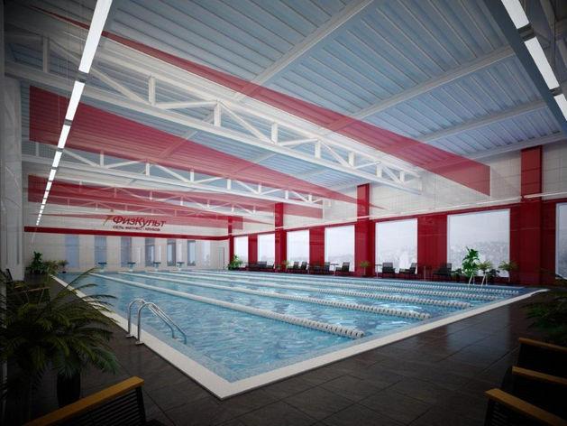 Двухуровневый, с бассейном и сауной. В Нижнем Новгороде откроется еще один фитнес-клуб