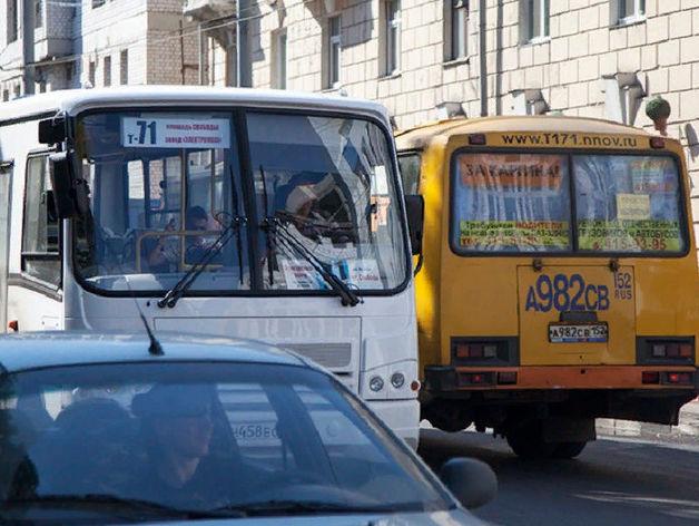 Нижегородская мэрия запретила ИП Комракову обслуживать маршрут №71