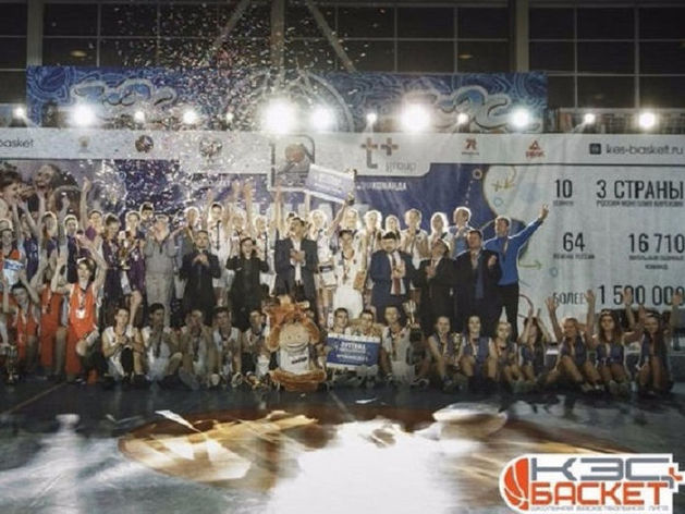 В Нижнем Новгороде пройдут решающие матчи суперфинала Чемпионата ШБЛ «КЭС-БАСКЕТ»