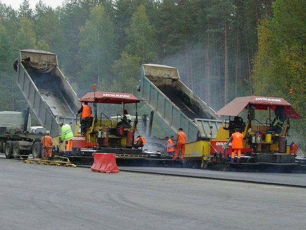 На строительство дороги в Неклюдово Нижегородской области выделены первые деньги