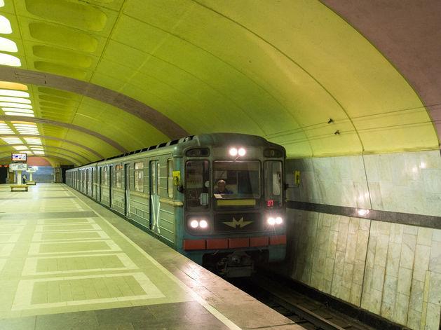 Нижегородцы выберут имя поезду метро
