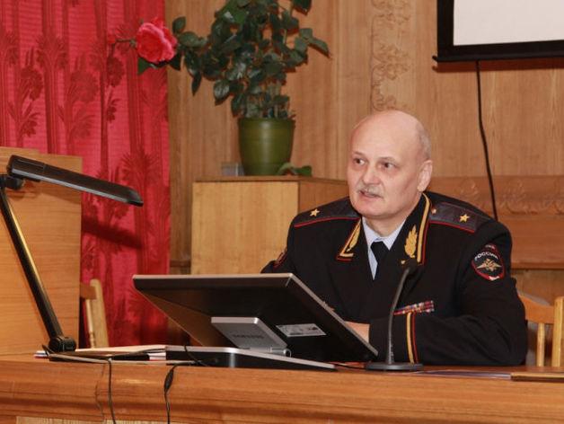 Глава нижегородской полиции уходит в отставку