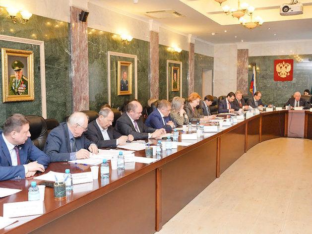 Эксперты совместно с ФАС обсудили стимулы для «оборонки»