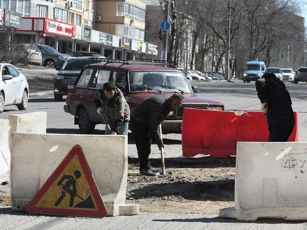 В Нижнем Новгороде до конца апреля начнется ремонт еще трех улиц
