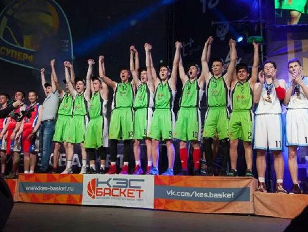 Определились победители единственной в России школьной баскетбольной лиги