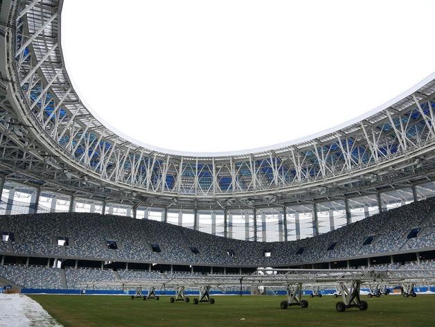 В районе стадиона «Нижний Новгород» ограничат движение. СХЕМА