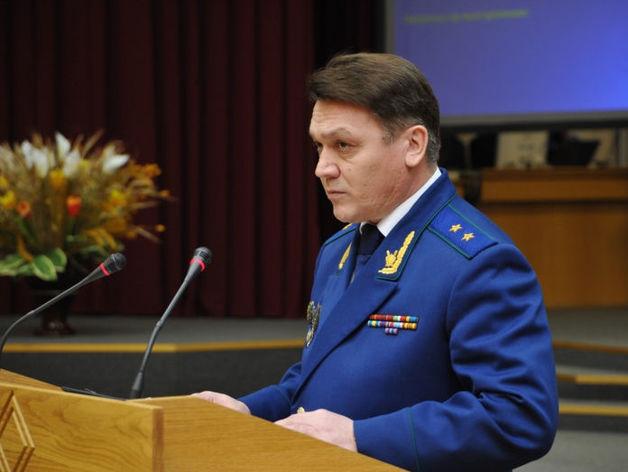 Нижегородские парламентарии утвердили нового прокурора региона