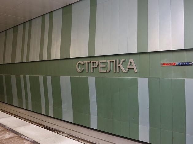 Покреативили. Нижегородцы выбрали имя поезду метро, который первым прибудет на «Стрелку»