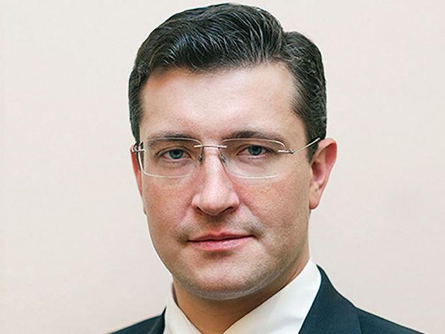 Глеб Никитин обсудил с Владимиром Путиным стратегию развития региона до 2035 г.