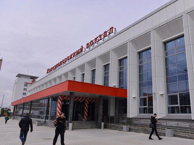«Простор, свет, очень красиво», - Глеб Никитин открыл ж/д вокзал после ремонта.ФОТО