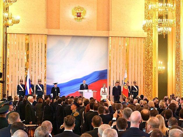 «Президент дал сигнал руководителям всех уровней». Глеб Никитин посетил инаугурацию Путина