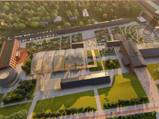 Крупный инвестор построит в Нижегородской области индустриальный туристический комплекс