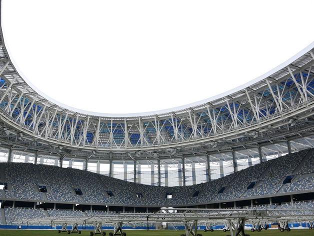 В Нижнем Новгороде впервые может пройти матч за Суперкубок России