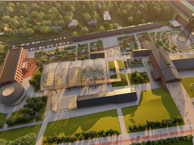 Дайджест DK.RU: индустриальный комплекс, парад Победы и синий забор на Нижневолжской