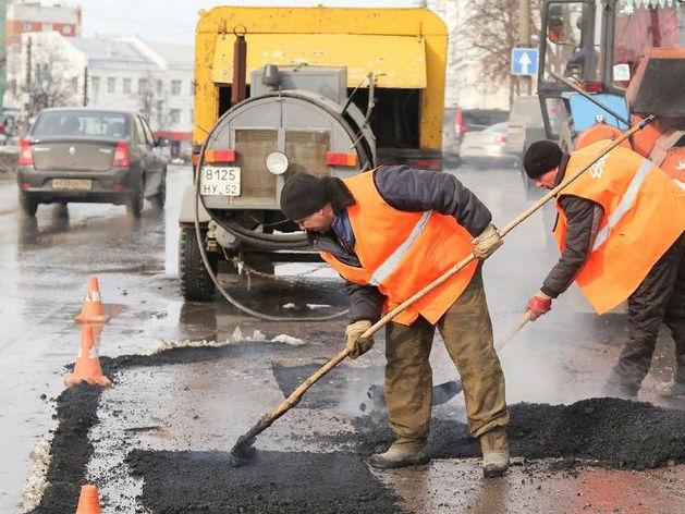 При ремонте нижегородских дорог выявлены системные нарушения