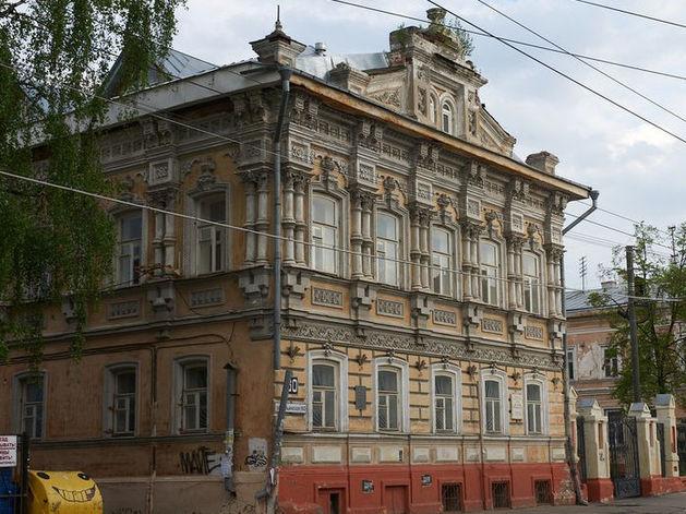Максим Орешкин и Глеб Никитин презентовали программу восстановления улицы Ильинская