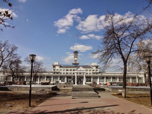 Ремонтировать фонтан на пл. Маркина в ближайшее время не собираются