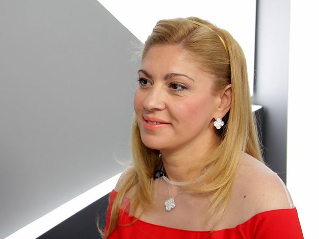 Элада Нагорная отстранена от консульских дел