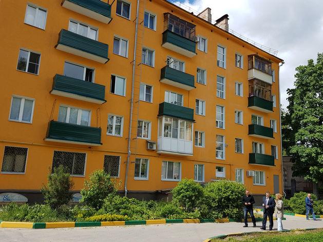 В Нижнем Новгороде за ремонтом домов можно наблюдать on-line