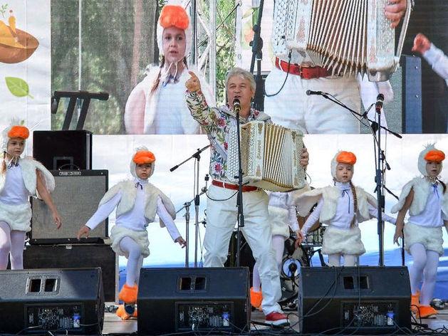 Кулинарный фестиваль «Арзамасский гусь» собрал 4 тыс. гостей. ФОТО