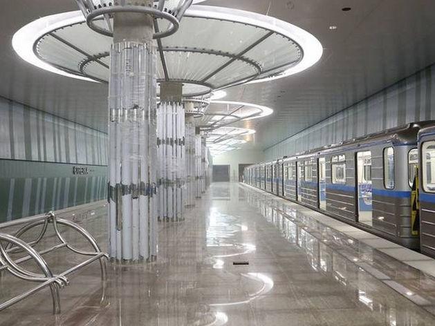 Глеб Никитин определился с датой открытия станции метро «Стрелка»