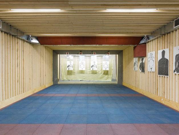 В Нижнем Новгороде спорткомплекс для Росгвардии обновят за федеральный счет