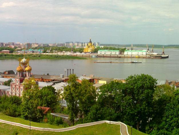 В Нижнем Новгороде территорию Стрелки оформят в рамках наследия Шухова